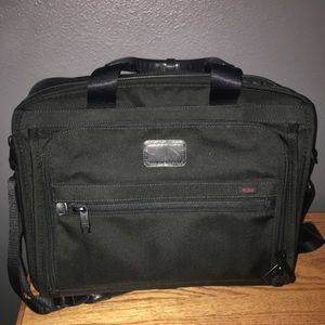 Tumi Expandable Computer Travel Bag/Briefcase